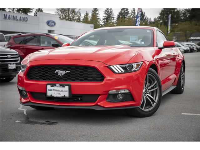 2015 Ford Mustang EcoBoost Premium (Stk: P5302) in Vancouver - Image 3 of 23
