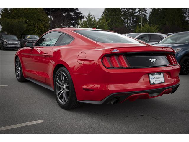 2015 Ford Mustang EcoBoost Premium (Stk: P5302) in Vancouver - Image 5 of 23