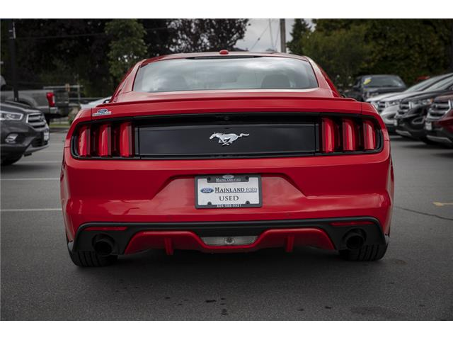 2015 Ford Mustang EcoBoost Premium (Stk: P5302) in Vancouver - Image 6 of 23