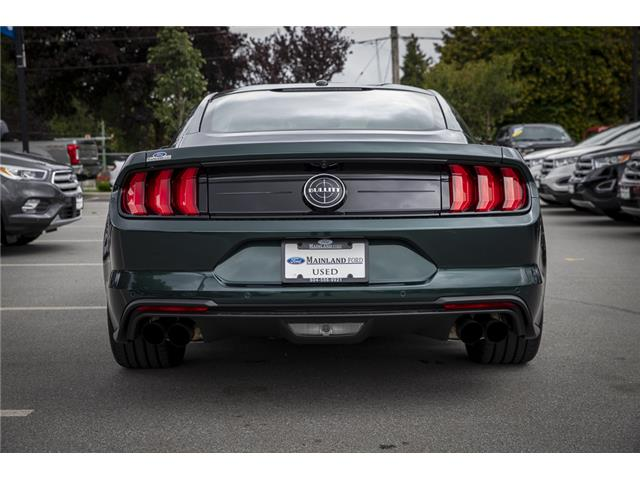 2019 Ford Mustang BULLITT (Stk: P7779A) in Vancouver - Image 6 of 26