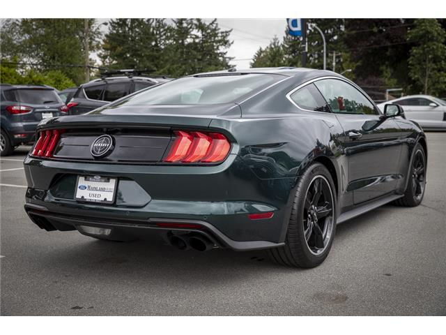 2019 Ford Mustang BULLITT (Stk: P7779A) in Vancouver - Image 7 of 26