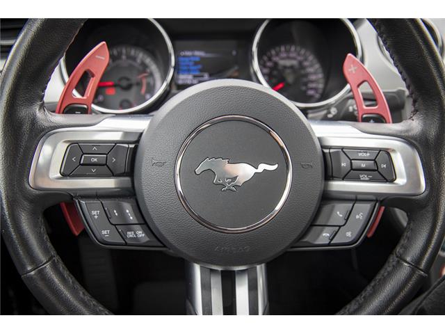 2015 Ford Mustang EcoBoost Premium (Stk: P5302) in Vancouver - Image 16 of 23