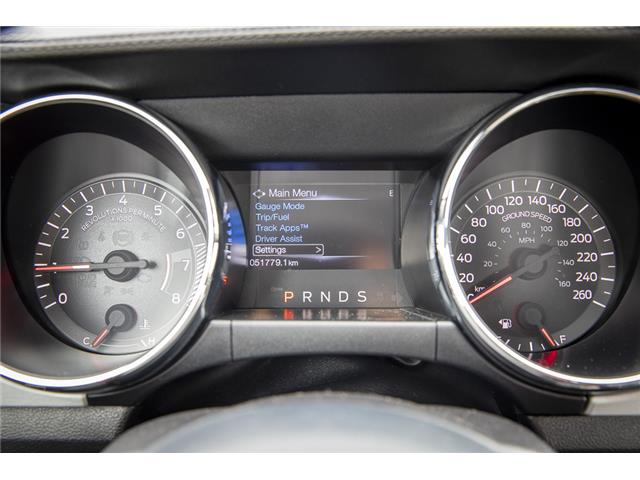 2015 Ford Mustang EcoBoost Premium (Stk: P5302) in Vancouver - Image 17 of 23