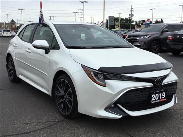 2019 Toyota Corolla Hatchback Base (Stk: 1909401) in Cambridge - Image 4 of 26