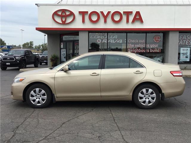 2010 Toyota Camry  (Stk: 1907341) in Cambridge - Image 1 of 10