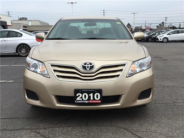 2010 Toyota Camry  (Stk: 1907341) in Cambridge - Image 3 of 10