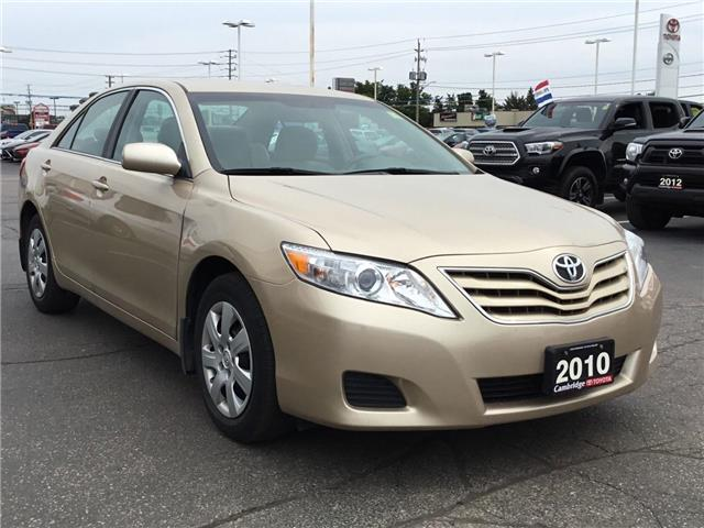 2010 Toyota Camry  (Stk: 1907341) in Cambridge - Image 4 of 10