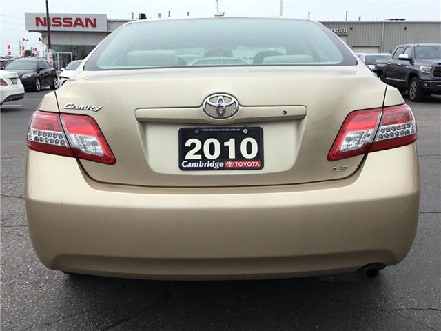 2010 Toyota Camry  (Stk: 1907341) in Cambridge - Image 6 of 10