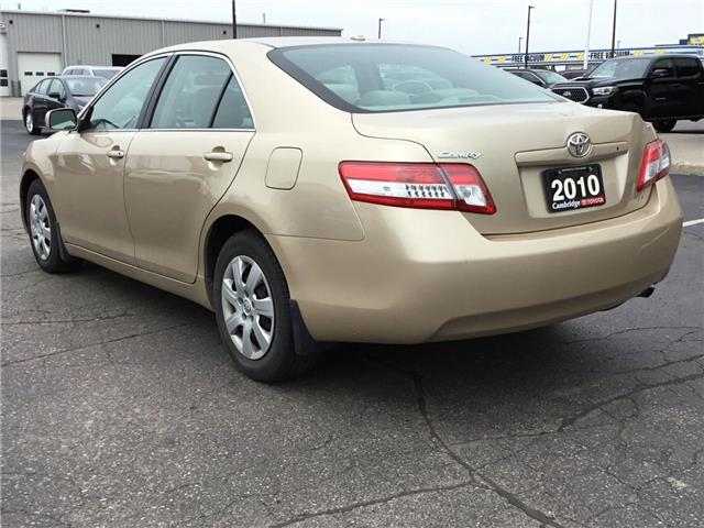 2010 Toyota Camry  (Stk: 1907341) in Cambridge - Image 7 of 10