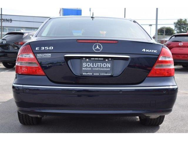 2006 Mercedes-Benz E-Class Base (Stk: 19336A) in Châteauguay - Image 5 of 30