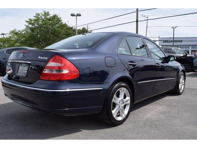 2006 Mercedes-Benz E-Class Base (Stk: 19336A) in Châteauguay - Image 8 of 30