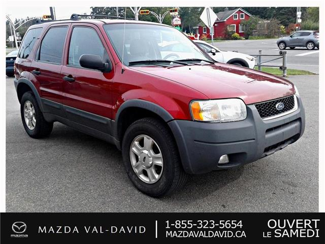 2004 Ford Escape XLT (Stk: 19317A) in Val-David - Image 3 of 10