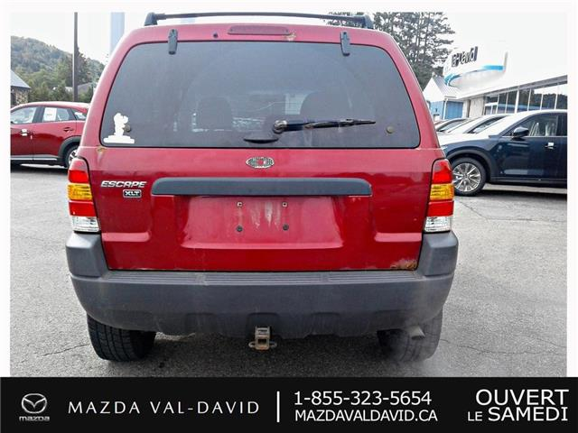 2004 Ford Escape XLT (Stk: 19317A) in Val-David - Image 5 of 10