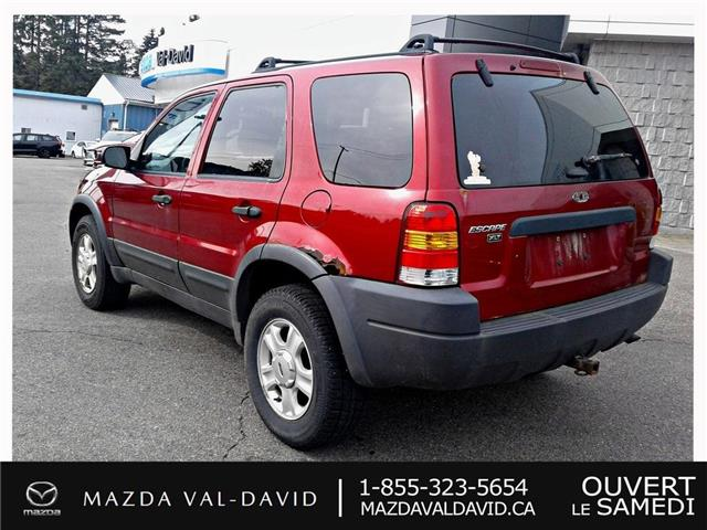 2004 Ford Escape XLT (Stk: 19317A) in Val-David - Image 6 of 10