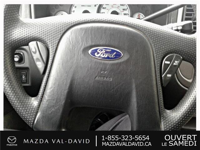 2004 Ford Escape XLT (Stk: 19317A) in Val-David - Image 9 of 10