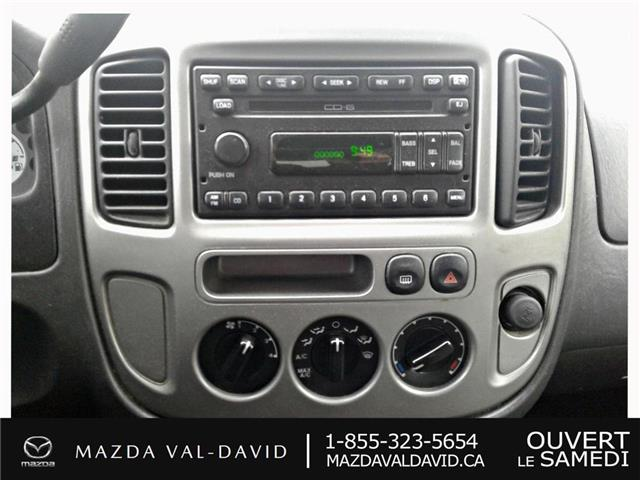 2004 Ford Escape XLT (Stk: 19317A) in Val-David - Image 10 of 10