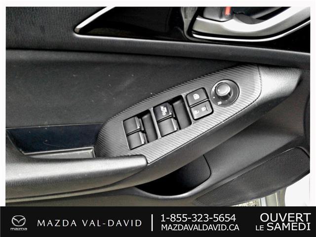 2016 Mazda Mazda3  (Stk: 19447A) in Val-David - Image 9 of 20