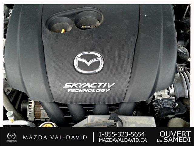 2016 Mazda Mazda3  (Stk: 19447A) in Val-David - Image 11 of 20