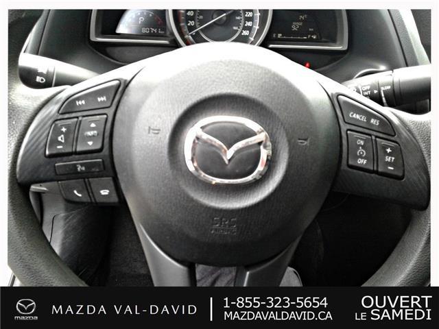 2016 Mazda Mazda3  (Stk: 19447A) in Val-David - Image 15 of 20