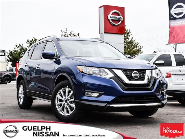 2020 Nissan Rogue SV (Stk: N20307) in Guelph - Image 1 of 22