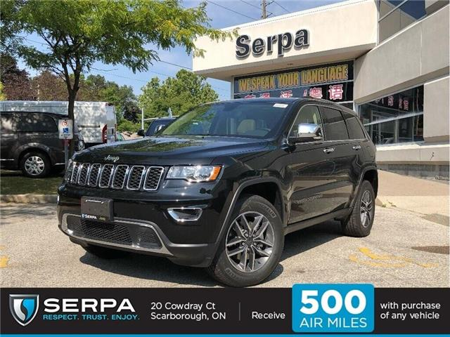 2020 Jeep Grand Cherokee Limited (Stk: 204007) in Toronto - Image 1 of 1