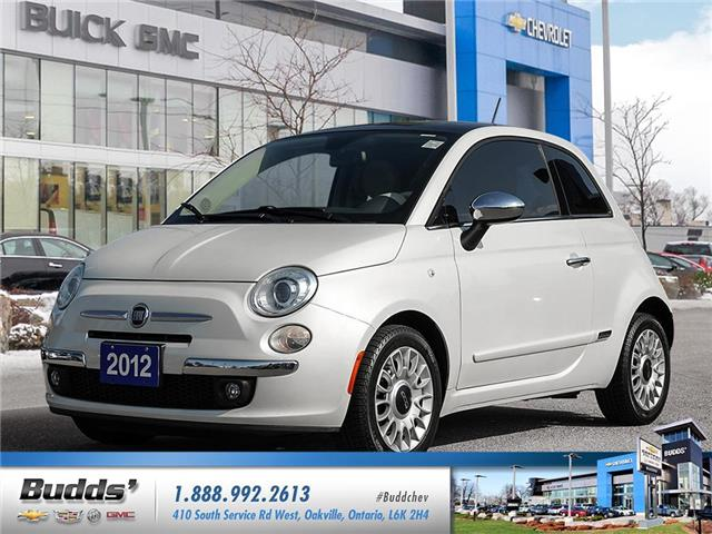 2012 Fiat 500 Lounge (Stk: XT7208LA) in Oakville - Image 1 of 25
