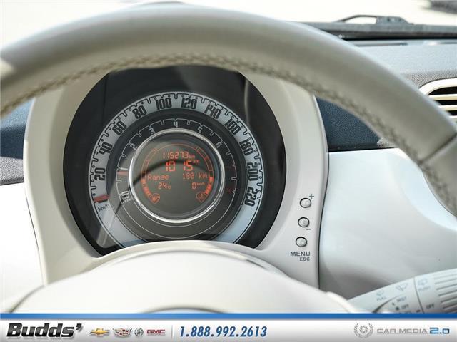 2012 Fiat 500 Lounge (Stk: XT7208LA) in Oakville - Image 15 of 25