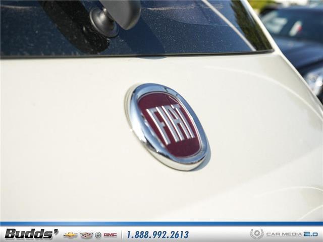 2012 Fiat 500 Lounge (Stk: XT7208LA) in Oakville - Image 19 of 25