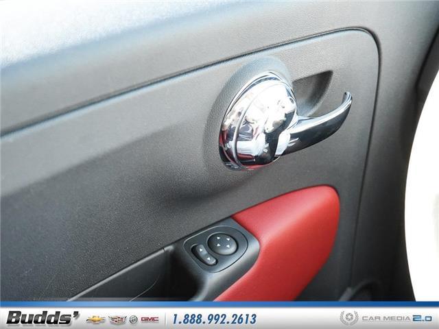 2012 Fiat 500 Lounge (Stk: XT7208LA) in Oakville - Image 22 of 25