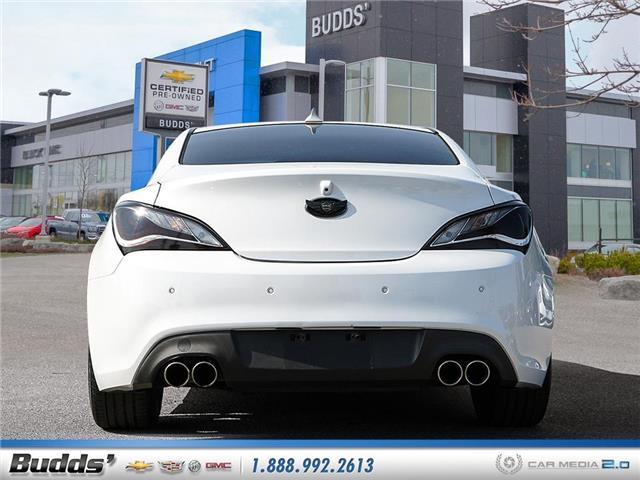 2016 Hyundai Genesis Coupe 3.8 GT (Stk: CV9017AA) in Oakville - Image 4 of 25