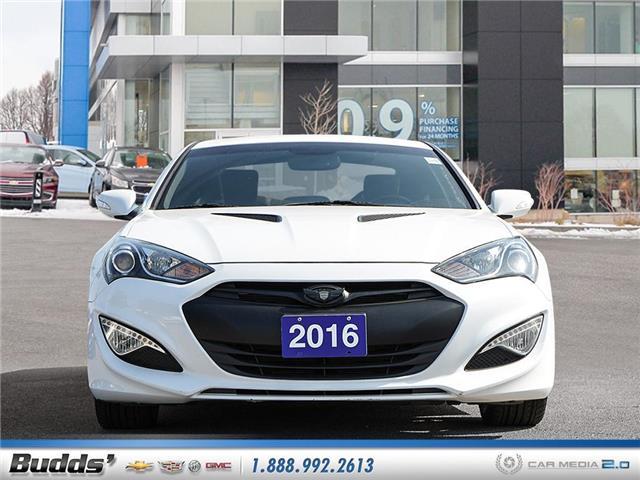2016 Hyundai Genesis Coupe 3.8 GT (Stk: CV9017AA) in Oakville - Image 8 of 25