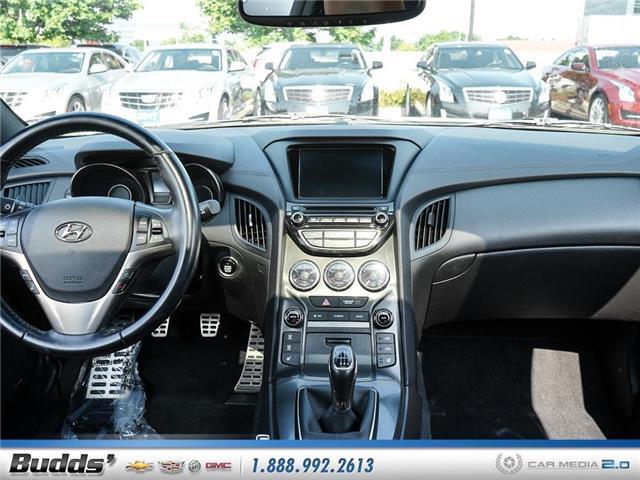 2016 Hyundai Genesis Coupe 3.8 GT (Stk: CV9017AA) in Oakville - Image 10 of 25