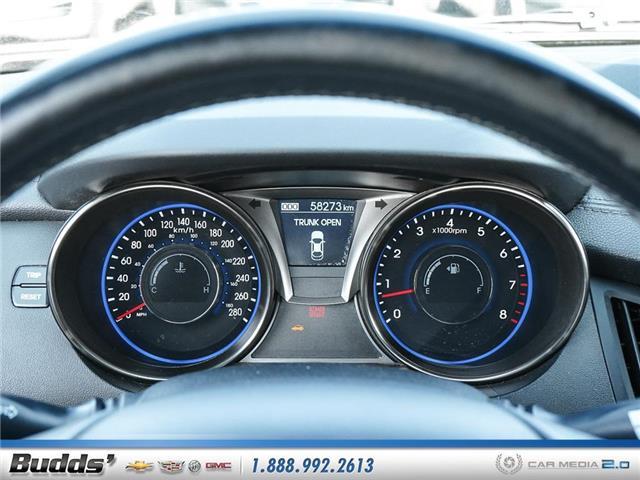 2016 Hyundai Genesis Coupe 3.8 GT (Stk: CV9017AA) in Oakville - Image 15 of 25
