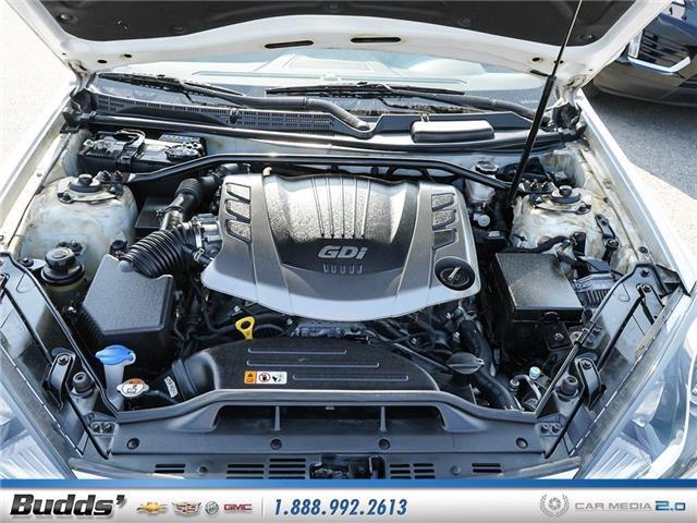 2016 Hyundai Genesis Coupe 3.8 GT (Stk: CV9017AA) in Oakville - Image 20 of 25