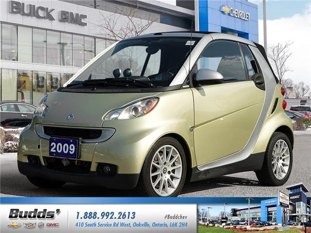 2009 Smart Fortwo Passion (Stk: CV9019T) in Oakville - Image 1 of 24