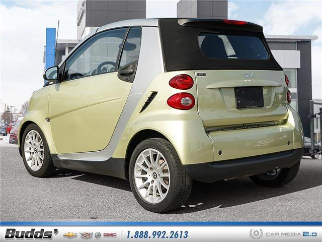 2009 Smart Fortwo Passion (Stk: CV9019T) in Oakville - Image 3 of 24