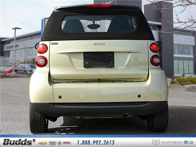 2009 Smart Fortwo Passion (Stk: CV9019T) in Oakville - Image 4 of 24