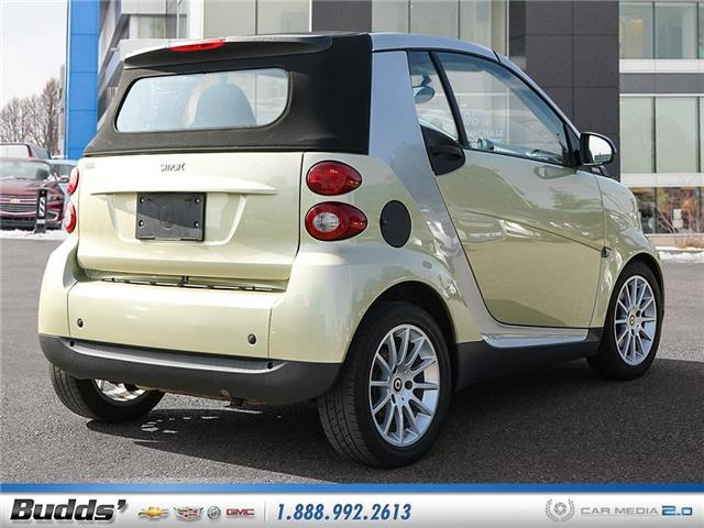 2009 Smart Fortwo Passion (Stk: CV9019T) in Oakville - Image 5 of 24