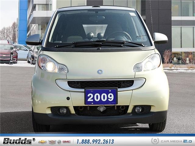 2009 Smart Fortwo Passion (Stk: CV9019T) in Oakville - Image 8 of 24