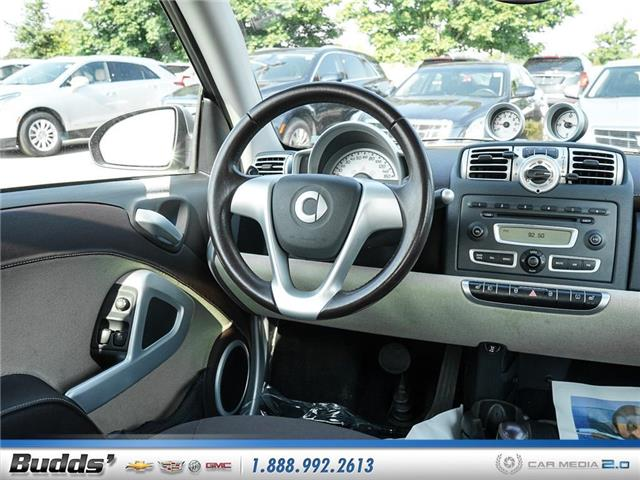 2009 Smart Fortwo Passion (Stk: CV9019T) in Oakville - Image 9 of 24