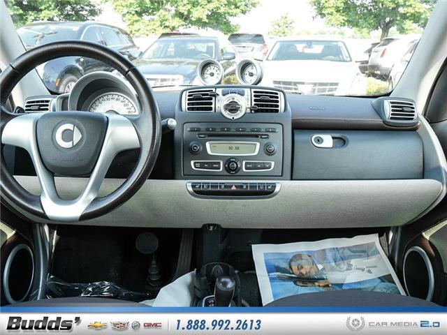 2009 Smart Fortwo Passion (Stk: CV9019T) in Oakville - Image 10 of 24