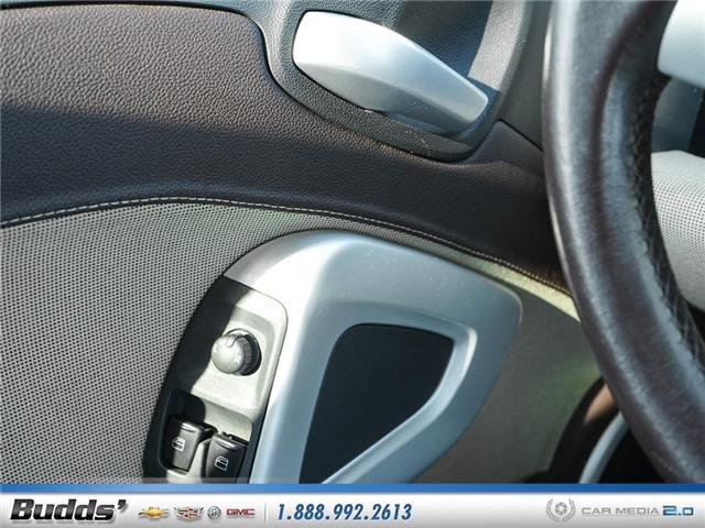 2009 Smart Fortwo Passion (Stk: CV9019T) in Oakville - Image 23 of 24