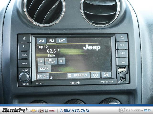 2016 Jeep Patriot Sport/North (Stk: XT7142LA) in Oakville - Image 16 of 25