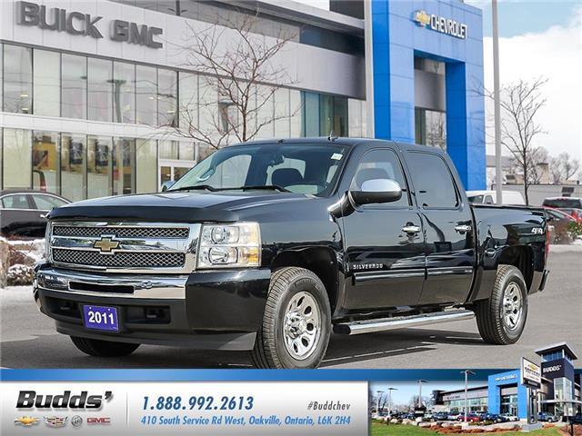 2011 Chevrolet Silverado 1500 WT (Stk: ES9022AA) in Oakville - Image 1 of 25