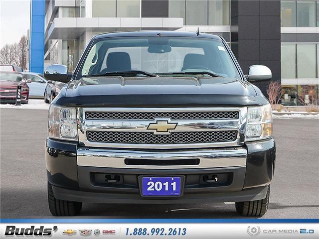 2011 Chevrolet Silverado 1500 WT (Stk: ES9022AA) in Oakville - Image 2 of 25