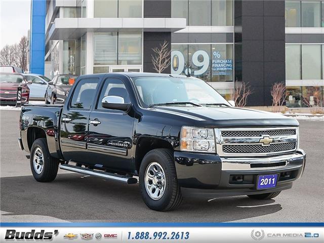 2011 Chevrolet Silverado 1500 WT (Stk: ES9022AA) in Oakville - Image 6 of 25