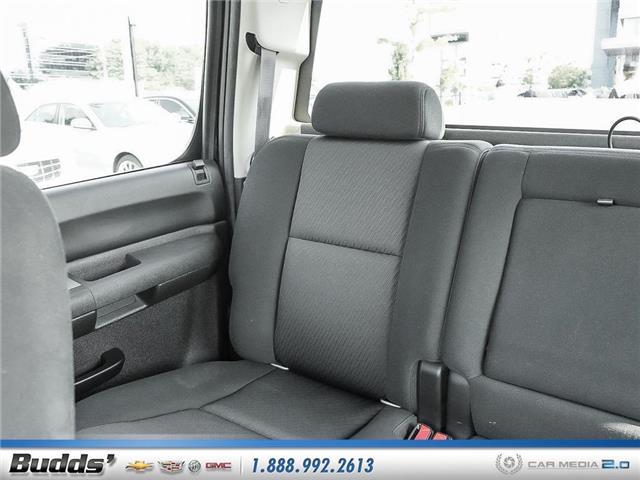 2011 Chevrolet Silverado 1500 WT (Stk: ES9022AA) in Oakville - Image 12 of 25
