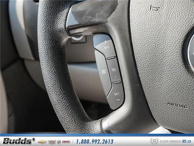 2011 Chevrolet Silverado 1500 WT (Stk: ES9022AA) in Oakville - Image 21 of 25