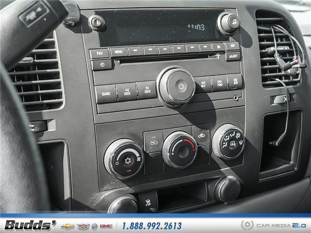 2011 Chevrolet Silverado 1500 WT (Stk: ES9022AA) in Oakville - Image 25 of 25