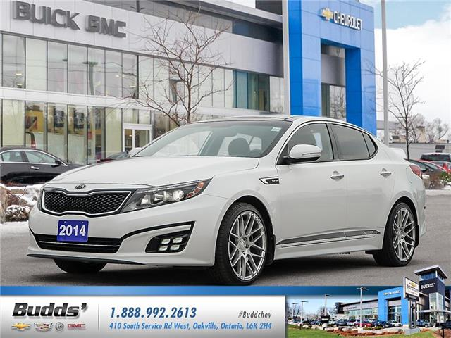 2014 Kia Optima SX Turbo (Stk: XT7129T) in Oakville - Image 1 of 25